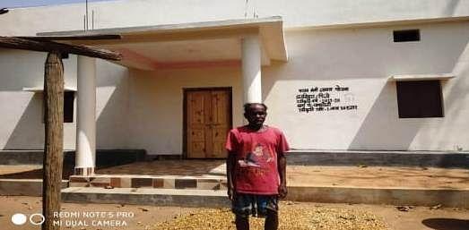 रायपुर : प्रधानमंत्री आवास योजना ने कच्चे मकान से पक्का मकान बनाने के सपने को किया साकार