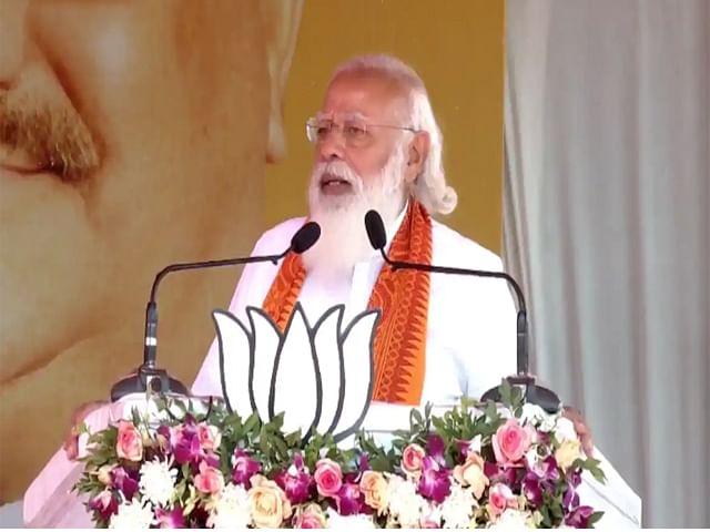 18 मार्च को  फिर बंगाल आयेंगे प्रधानमंत्री मोदी, पुरूलिया में करेंगे रैली