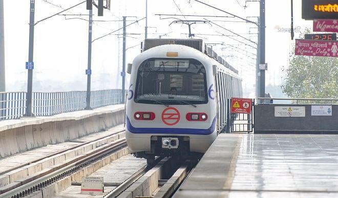 भारत बंद के बाद दिल्ली मेट्रो ने खोले तीन स्टेशनों के  प्रवेश और निकास द्वार