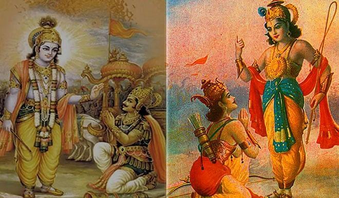 Gyan Ganga: गीता में भगवान ने अर्जुन से कहा- मैं समस्त प्राणियों के हृदय में स्थित आत्मा हूँ
