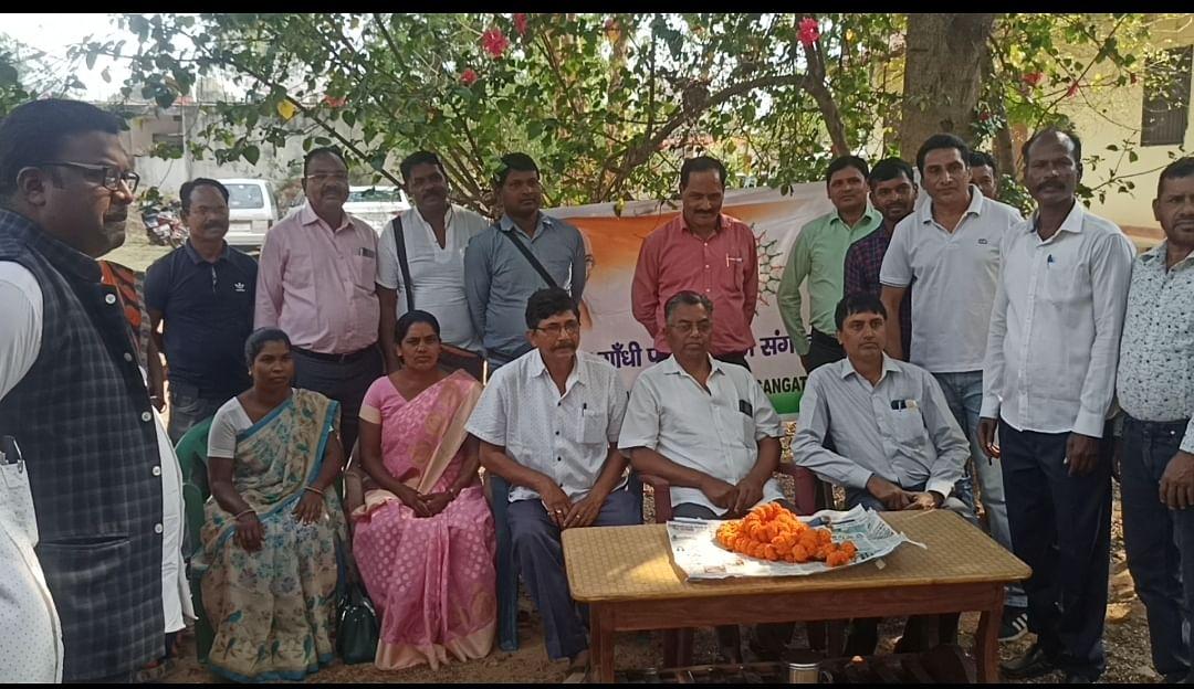 कांग्रेस की मजबूती के लिए पंचायती राज संगठन को गांवों तक जे लाना जरूरी: कालीचरण