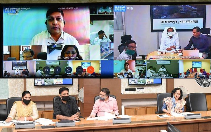 जगदलपुर : अबूझमाड़ मेंतैयार होंगे मसाहती भू-अभिलेख, मुख्यमंत्री ने दिए निर्देश