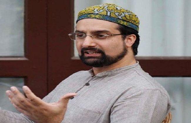 जम्मू-कश्मीर : बीस महीने से नजरबंद मीरवाइज उमर फारूक रिहा
