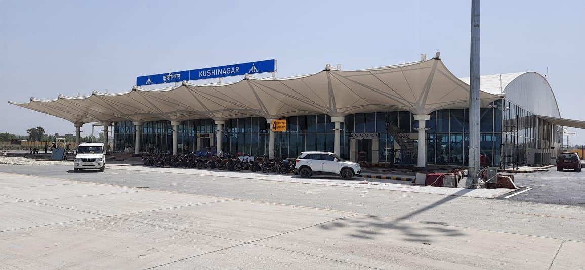 अप्रैल में आयेंगे अखिलेश, कुशीनगर एयरपोर्ट पर बनेगी रणनीति