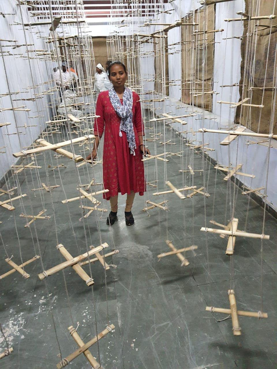 जेल में कैदियों ने उगाया मशरूम, प्रशिक्षण के बाद घर जाने पर मशरूम उत्पादन का लिया संकल्प