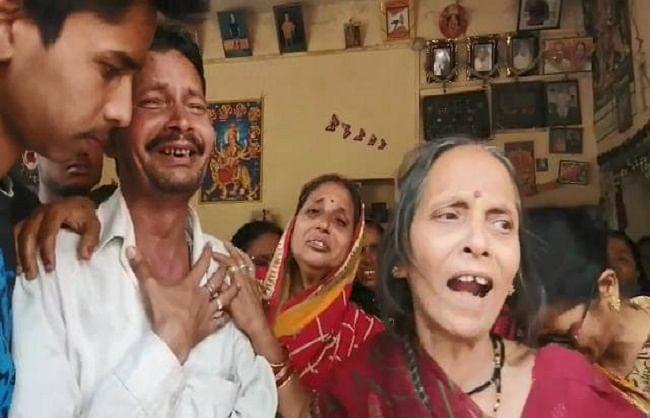 आजमगढ़ : भूमि विवाद में छोट भाई ने बड़े भाई को उतारा मौत के घाट