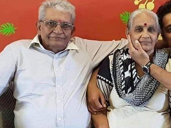 दंपति की हत्या मामले में मध्य प्रदेश से चार  गिरफ्तार