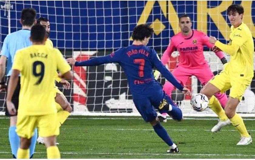 ला लीगा : एटलेटिको मेड्रिड ने विलारियल को 2-0 से हराया