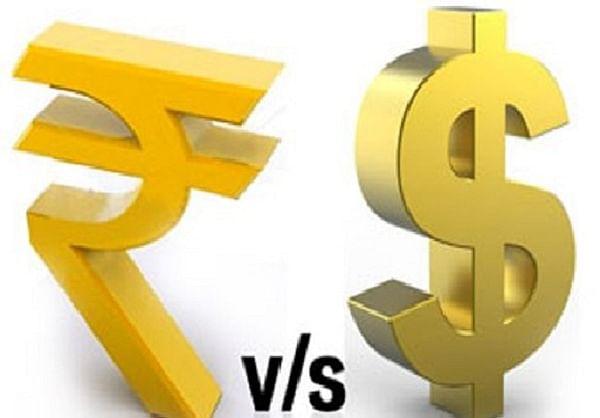 डॉलर के मुकाबले रुपया 12 पैसे टूटकर 72.55 रुपये पर बंद