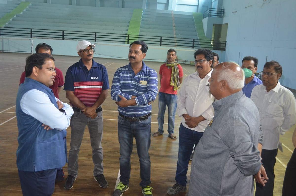 राष्ट्रीय कबड्डी चैम्पियनशिप का अयोध्या में आयोजन गौरव का विषय : सांसद