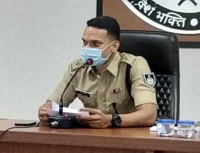 सुपारी देेकर हत्या का षडय़ंत्र रचने के मामले में चार आरोपित गिरफ्तार