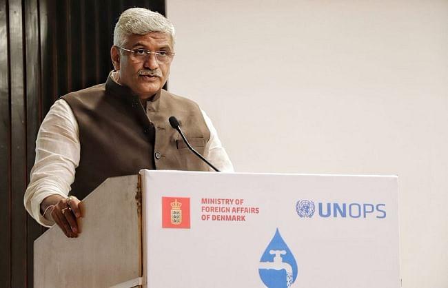 जल शक्ति मंत्रालय और यूएनओपीएस के बीच साझेदारी