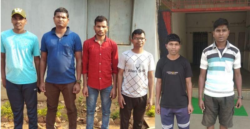 सुकमा : आत्मसमर्पित 06 नक्सली युवाओं का नसबंदी पुन: खोलने कराई गई शल्य चिकित्सा