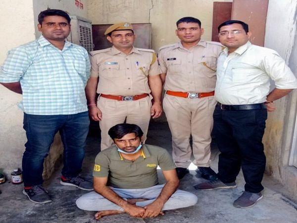 आर्मी में नौकरी लगवाने का झांसा देकर करोड़ों रुपये की ठगी करने वाला ठग गिरफ्तार