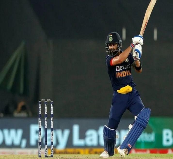 आईसीसी टी-20 रैंकिंग में चौथे स्थान पर पहुंचे कोहली