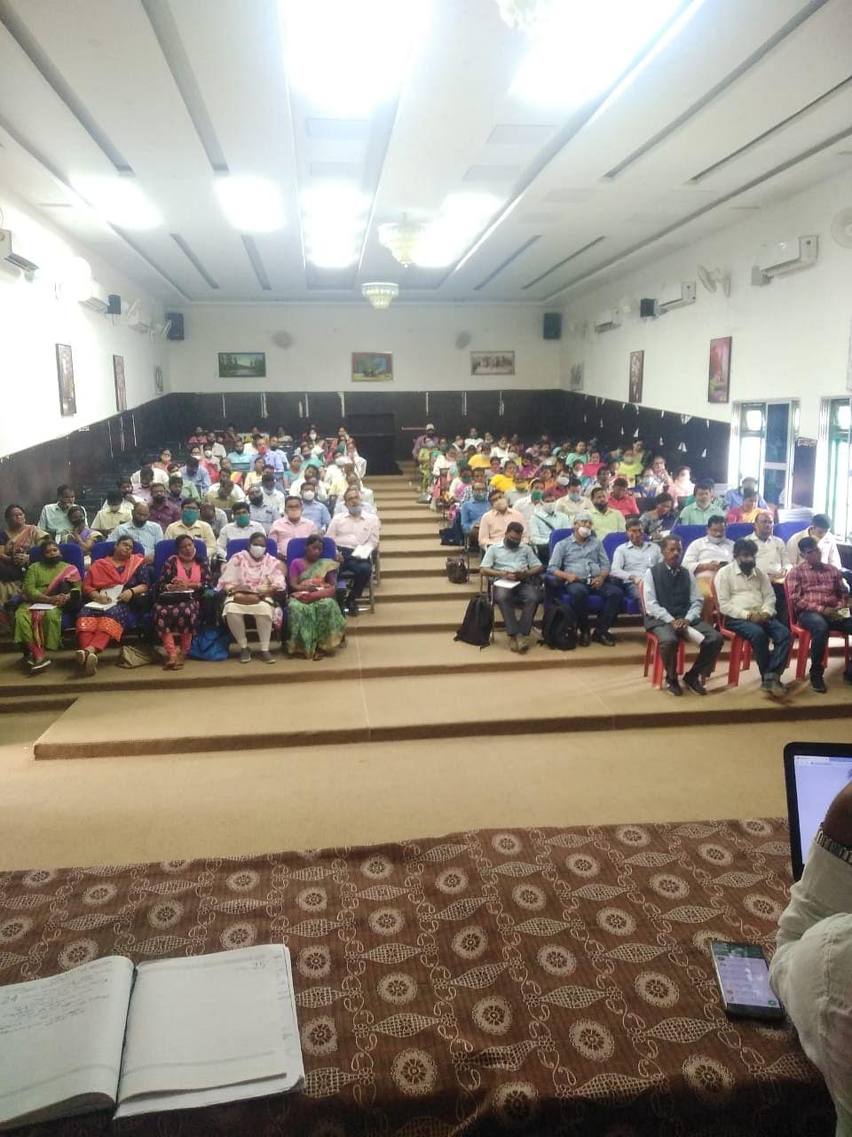 नयी राष्ट्रीय शिक्षा नीति में भारतीयता का समग्र बोध: डाॅ  सुबास साहू