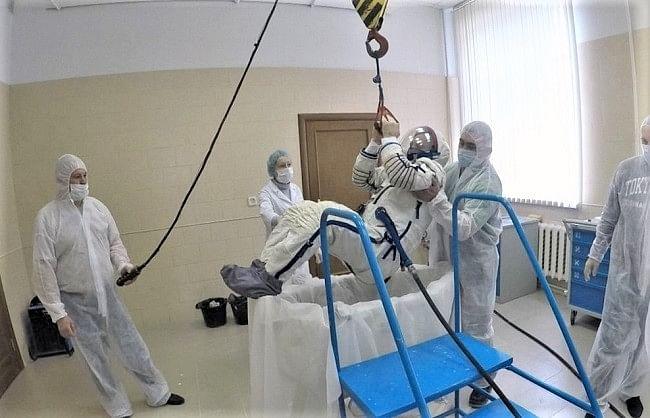 मिशन गगनयान के चार अंतरिक्ष यात्रियों का रूस में प्रशिक्षण पूरा 
