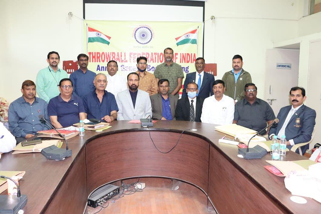 भारतीय थ्रोबॉल संघ के संयुक्त सचिव बने राजेश गुप्ता