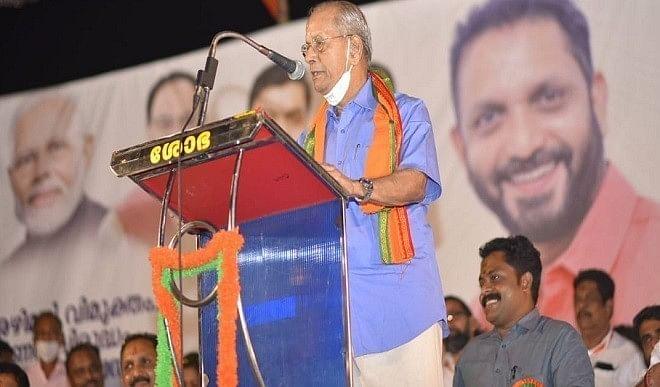 श्रीधरन का इस्तीफा स्वीकार, अपार योगदान के लिए उनका शुक्रिया : डीएमआरसी