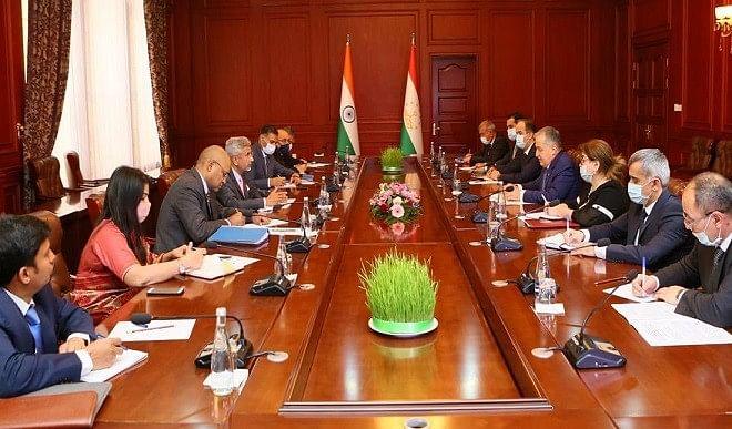 भारत-ताजिकिस्तान आर्थिक सहयोग को और मजबूत बनाया जा सकता है: जयशंकर