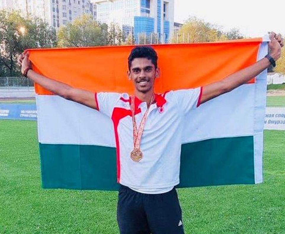 लंबी कूद में रिकॉर्ड बनाने वाले श्रीशंकर को सीजन के खत्म होने तक 8.40 मीटर की छलांग लगाने की उम्मीद