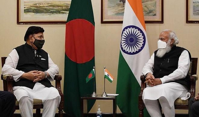 बांग्लादेश के विदेश मंत्री ने प्रधानमंत्री मोदी से मुलाकात की, द्विपक्षीय संबंधों पर चर्चा की