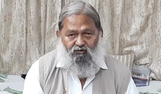 दिल्ली से सटी हरियाणा की सीमाओं पर विभिन्न कारणों से 68 लोगों की हुई मौत: अनिल विज