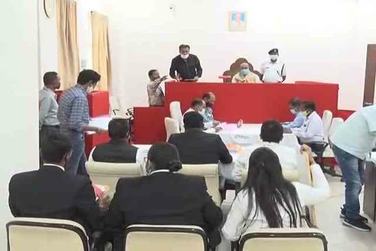 बाबूलाल मरांडी के दलबदल मामले में स्पीकर कोर्ट में हुई सुनवाई