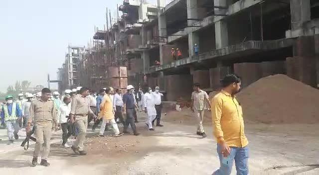 मेडिकल कॉलेज निर्माण में पैसे का अभाव कभी नहीं रहा : गिरीश चंद यादव
