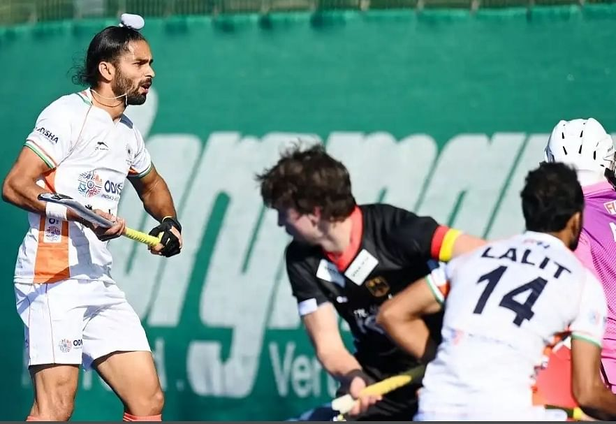 indian-hockey-team-beat-germany-61-in-their-first-match-of-europe-tour
