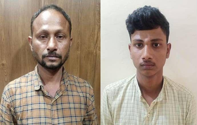 यूपी एटीएस ने देश विरोधी गतिविधियों में संलिप्त बांग्लादेशी पिता-पुत्र को सहारनपुर से किया गिरफ्तार