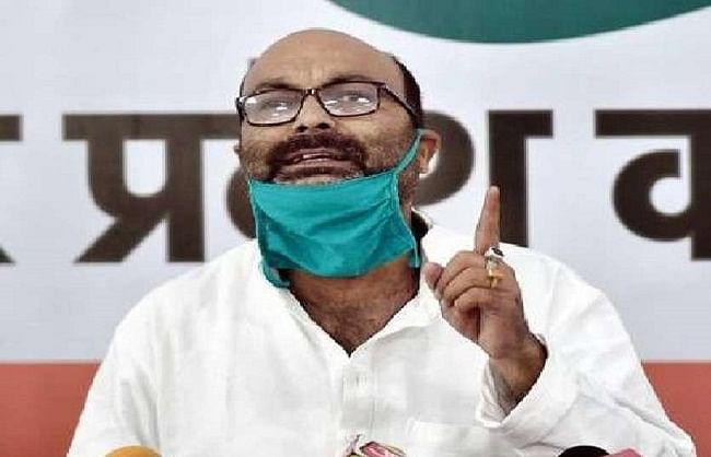 कोरोना के कारण टीबी मरीज नहीं हो पाए चिह्नित, स्थिति हुई भयावह - अजय कुमार लल्लू