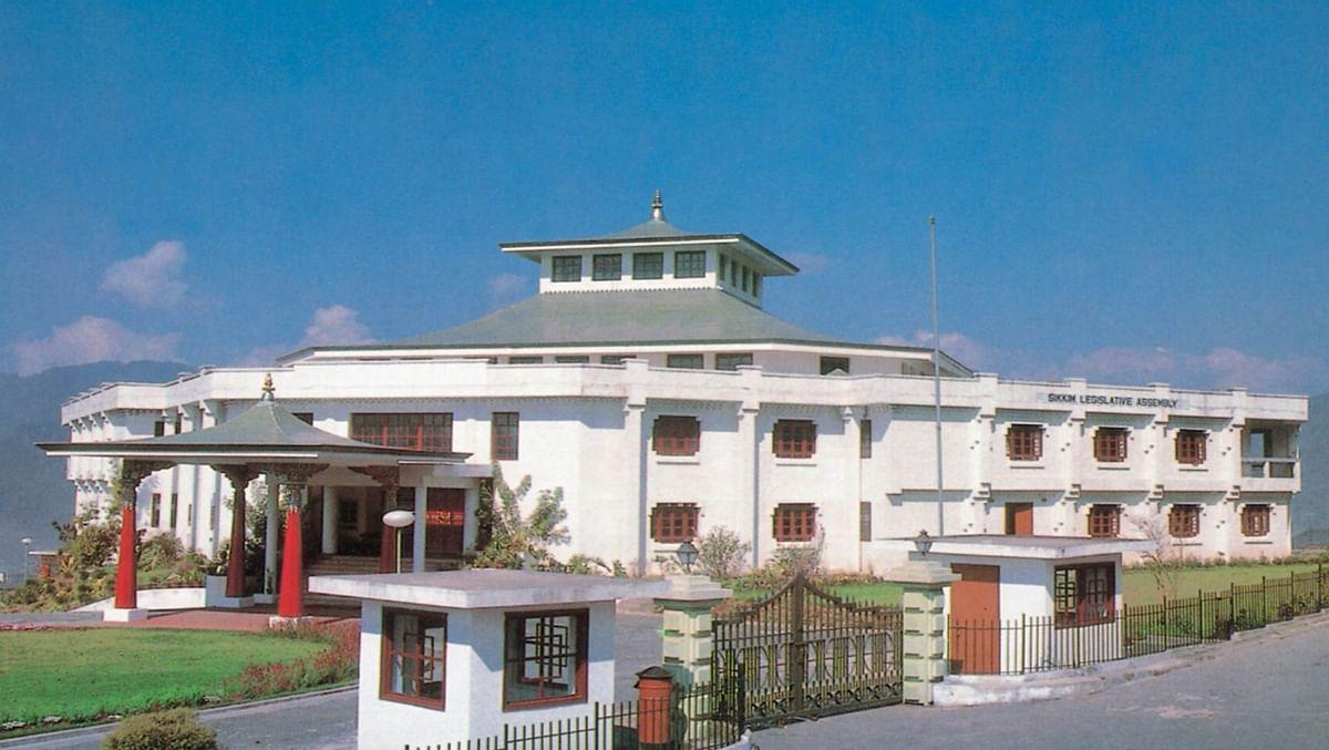 सिक्किम विधानसभा के एक दिवसीय विशेष सत्र में अनुपूरक मांग पारित