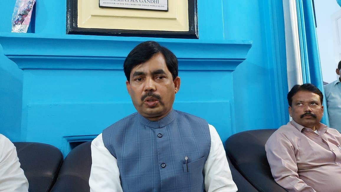 बंगाल में बनेगी भाजपा की सरकार:शाहनवाज हुसैन