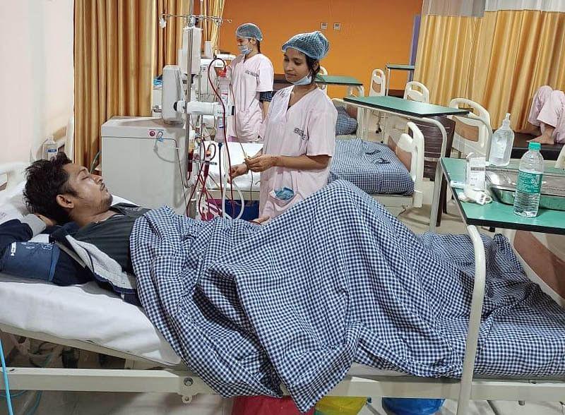 दौड़भाग भरी जीवनशैली से बढ़ रहे किडनी के मरीज,  26 मरीज किडनी डायलिसिस पर