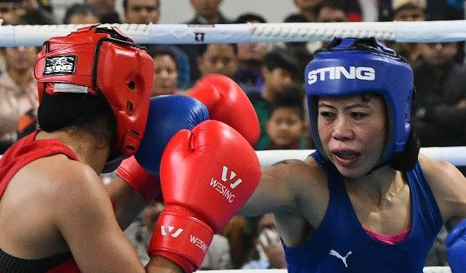 मैरी कॉम और अमित पंघाल सहित 12 भारतीय मुक्केबाजों ने स्पेनिश टूर्नामेंट के क्वार्टर फाइनल में बनाई जगह
