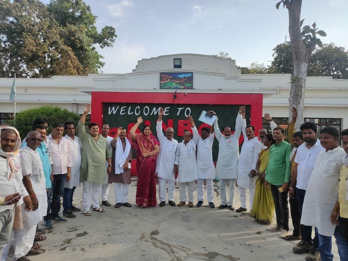 जदयू ,रालोसपा के विलय का कार्यकारिणी की बैठक में किया गया स्वागत