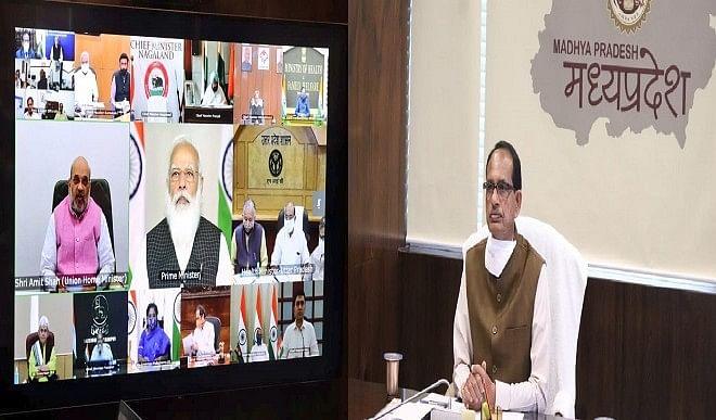 प्रधानमंत्री ने की मध्य प्रदेश के कोविड टीकाकरण अभियान की सराहना