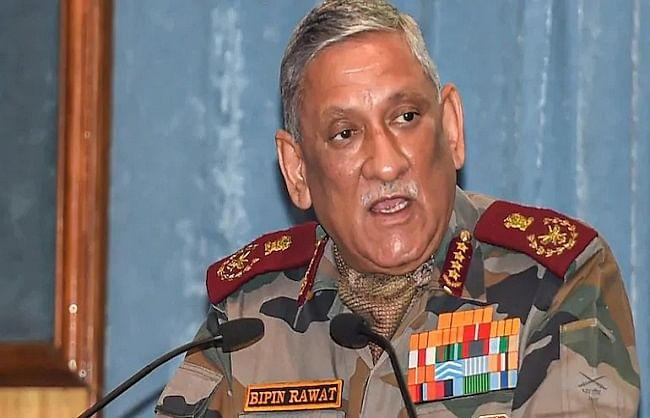 सीडीएस ने दिया भारत की सैन्य शक्ति बदलने पर जोर