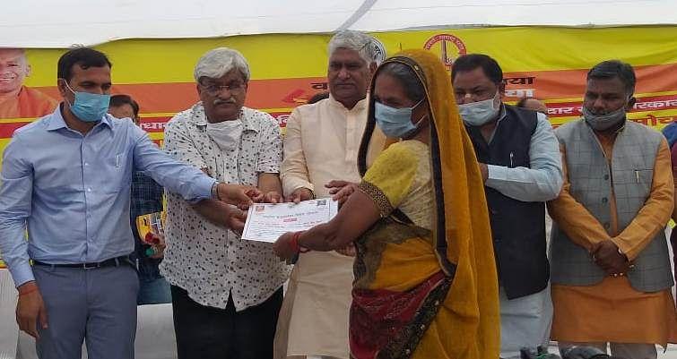 सरकार ने चार साल में लागू की अनेक लाभकारी योजनाएं: जसवन्त सैनी