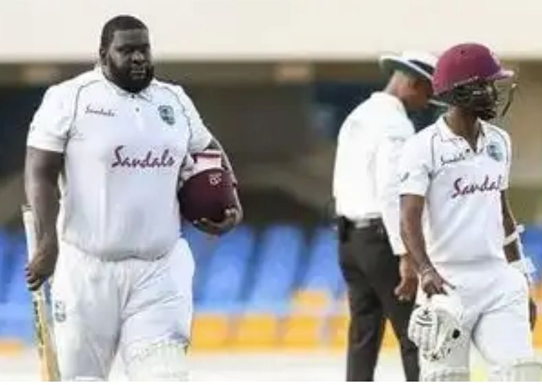 वेस्टइंडीज ने श्रीलंका के खिलाफ दूसरे टेस्ट के पहले दिन 287 रन पर खोए 7 विकेट