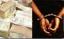 यूपी एटीएस ने 25 हजार रुपये के नकली नोट के साथ युवक को पकड़ा