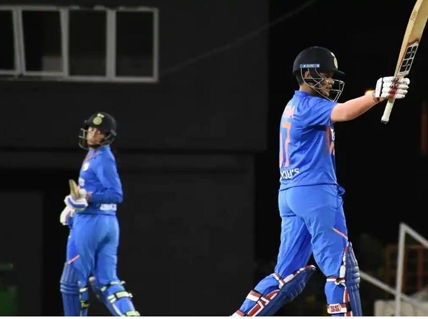 आईसीसी महिला टी-20 रैंकिंग में शीर्ष पर पहुंची शेफाली वर्मा