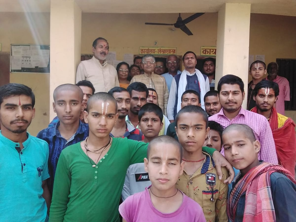 संस्कृत भाषा साहित्य की हो रही व्यापक उन्नति:डॉ सदानन्द