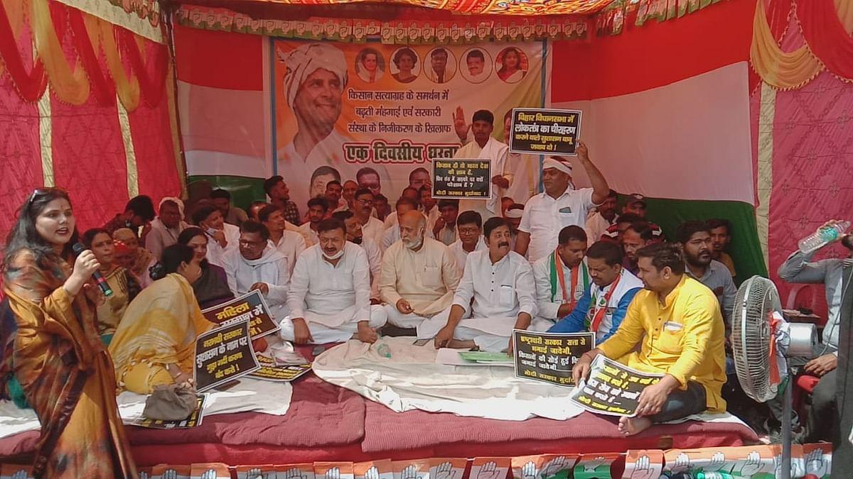 केंद्र एवं राज्य सरकार की नीतियों कजनता के प्रति निरंकुशता की सारी हदें लांघ रही है सरकार : अजीत शर्मा