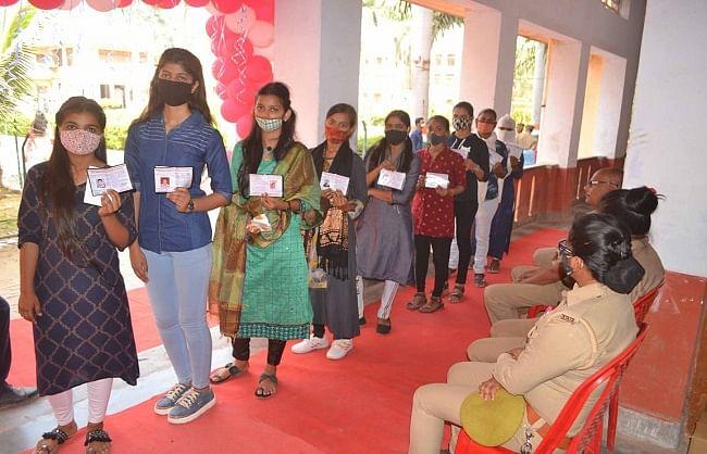 छात्रसंघ चुनाव : यूपी कालेज में अध्यक्ष पद पर निशांत, महामंत्री पद पर शिवम निर्वाचित
