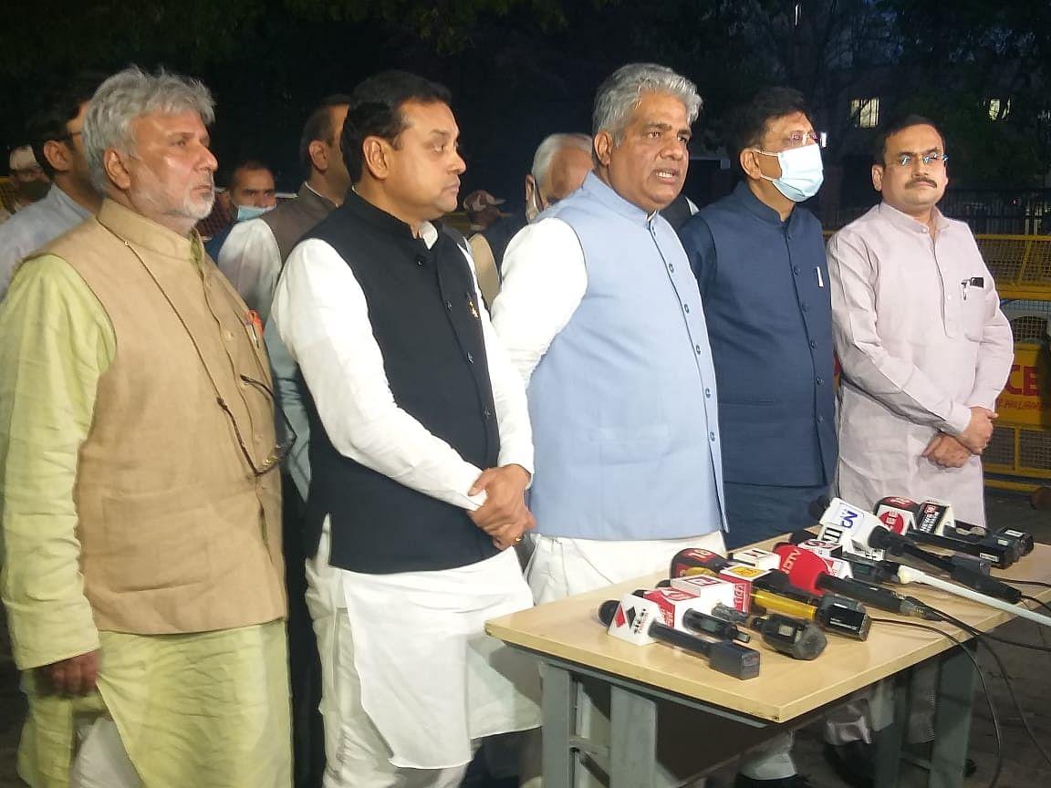 नंदीग्राम सीट पर विशेष पर्यवेक्षक नियुक्त किए जाएं: भाजपा