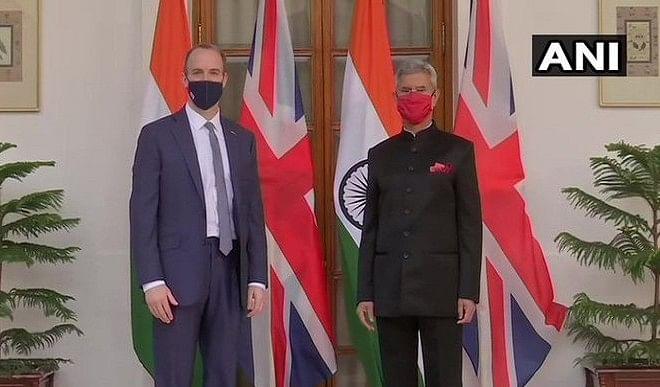 जयशंकर ने ब्रिटेन के विदेश मंत्री से चर्चा की, द्विपक्षीय सहयोग में प्रगति की समीक्षा की