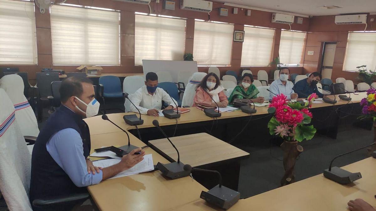 20 से 27 मार्च तक पंचायतों में लगेगा कोरोना टीकाकरण शिविर : डीसी