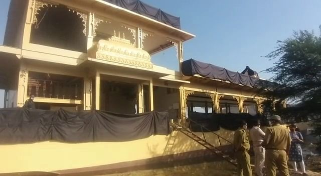 उदयपुर नगर निगम ने बिना एनओसी के झील में उतारा क्रूज, डीटीओ ने किया सीज